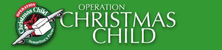 Operation Christmas Child Adel United Methodist Church