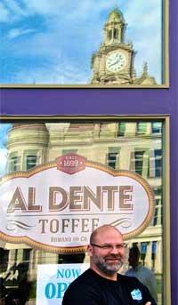 Al Dente Toffee Adel Iowa