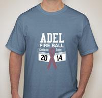 Adel FireBall Fundraiser - Adel Iowa