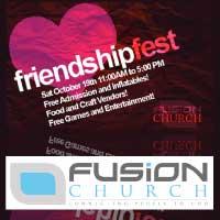 Fusion FriendshipFest Adel Iowa