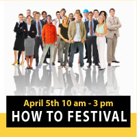 How to Festival Adel Library