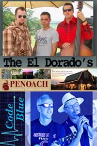 Penoach Concerts - Adel Iowa