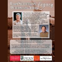 ISU Farm Succesion Planning
