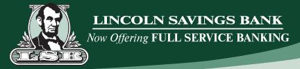 LSB Lincoln Savings Bank Adel Iowa