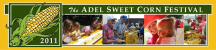 2011 Adel Sweet Corn Festival