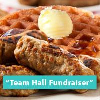Waffles - A Team Hall Fundraiser