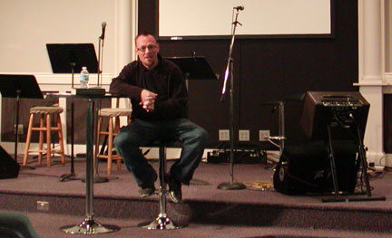 Pastor Jeff Crowder - Fusion Church Adel Iowa