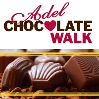 Adel Chocolate Walk Adel Iowa