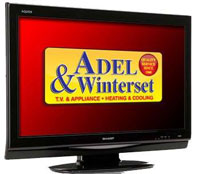 Adel Winterset TV and Appliance Adel Iowa