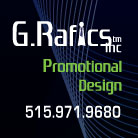 G.Rafics Inc.Web Design and Promotional Printing