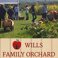 Wills Family Orchard - Adel Iowa