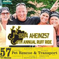 AHeinz57 Ruff Ride