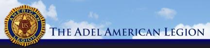 Adel American Legion