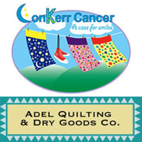 Adel Quilting Conkerr Cancer Event