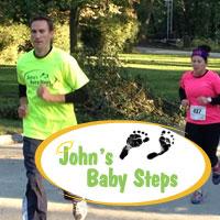 Johns Baby Wlak 5K - Adel Iowa