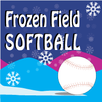 Frozenfield softball Adel Iowa