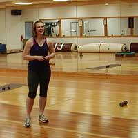 Darci Hoffman - Garnett Fitness