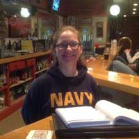 Brenda Peshel of Captain's Quarters and CQ Brewing - Adel Iowa