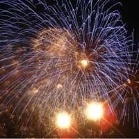 Dallas Inc. Fireworks July 3rd 2013