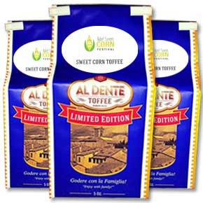 Al Dente Sweet Corn Toffee