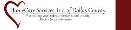 HomeCare Services Inc. Dallas County Iowa
