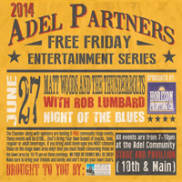 Adel Free Stage Show June 2014