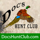 Doc's Hunt Club Shield