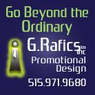 G.Rafics Inc. Ad