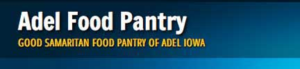 Adel Food Pantry - Good Samaratin