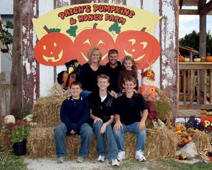 Patchs Pumpkins - Adel Iowa