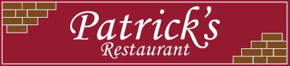 Patrick's Restaurant Adel, Iowa