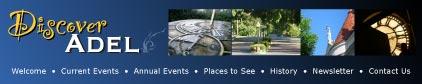 DiscoverAdel.com New Banner