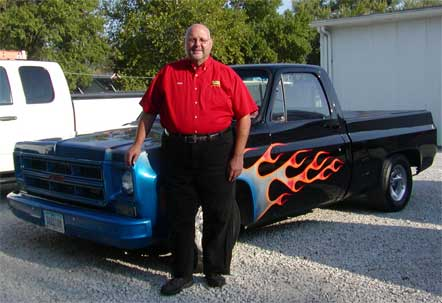 Mike Reams Arnolds Motor Supply Adel Iowa