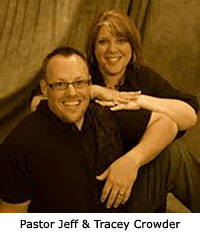 Pastor Jeff & Tracey Crowder - Fusion Church, Adel Iowa