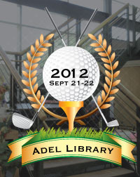 Adel Library Mini Golf Classic