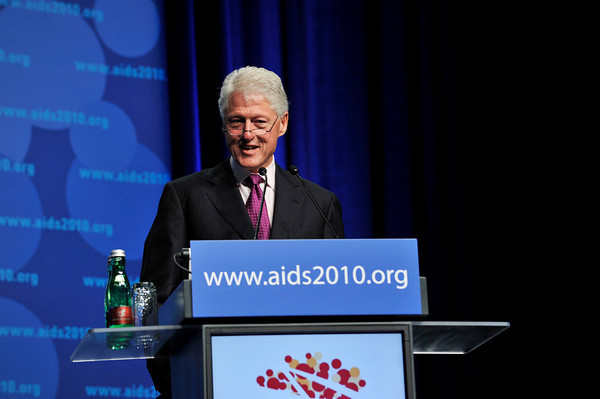 Bill Clinton - AIDS