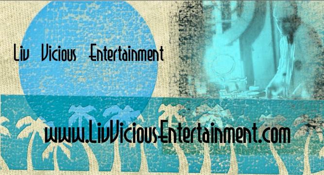 Liv Vicious Entertainment logo