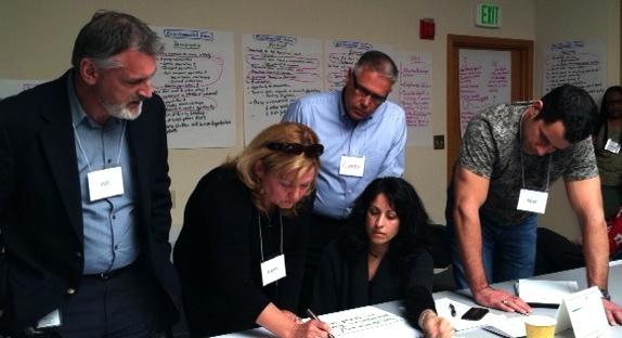 Business Planning Kickoff Session, Volunteers of America-Western Washington, Everett, WA