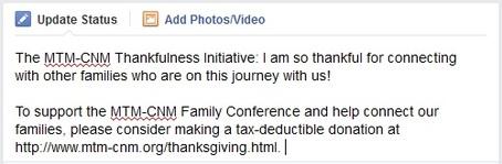 MTM-CNM Thankfulness Initiative FB
