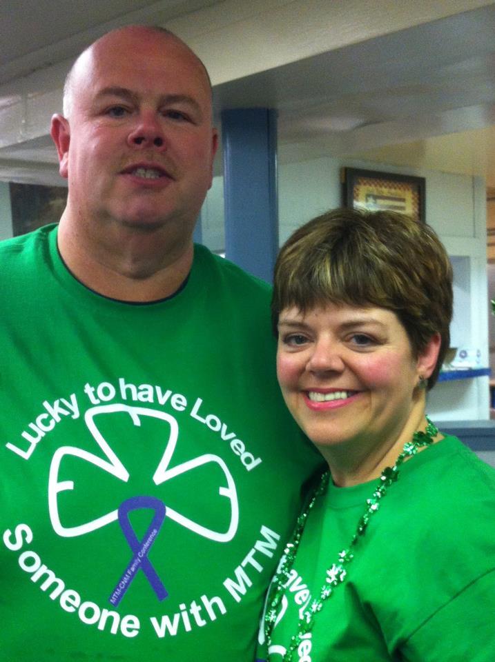 Pat and Carol Bowers