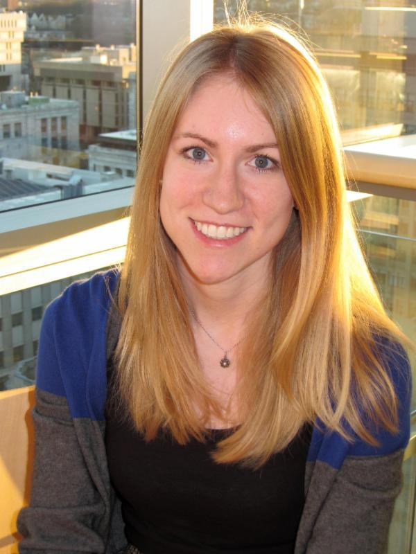 Lindsay Swanson, MS, CGC