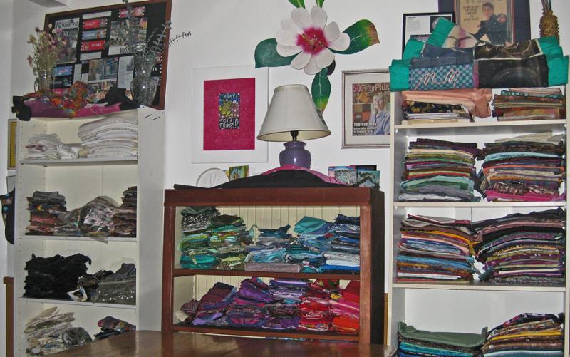 Fabric Shelves 2a