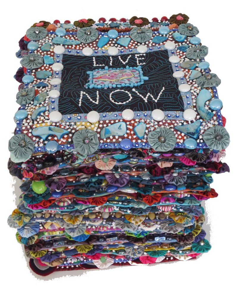 Pile of Abundance Quilts