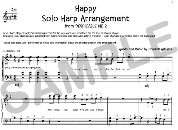 Happy - Solo sample
