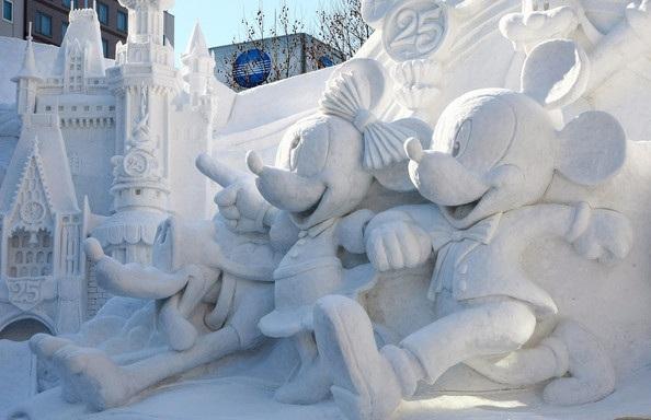 Sapporo Snow Festival Kids zone