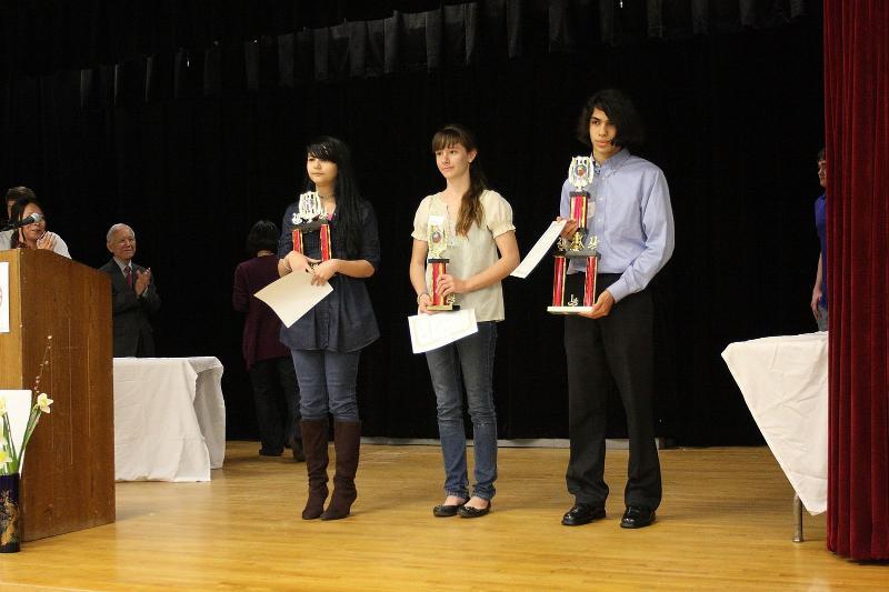 2011 Div III winners