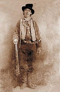 Billy the Kid (William Henry McCarty, Jr. (1859-1881)