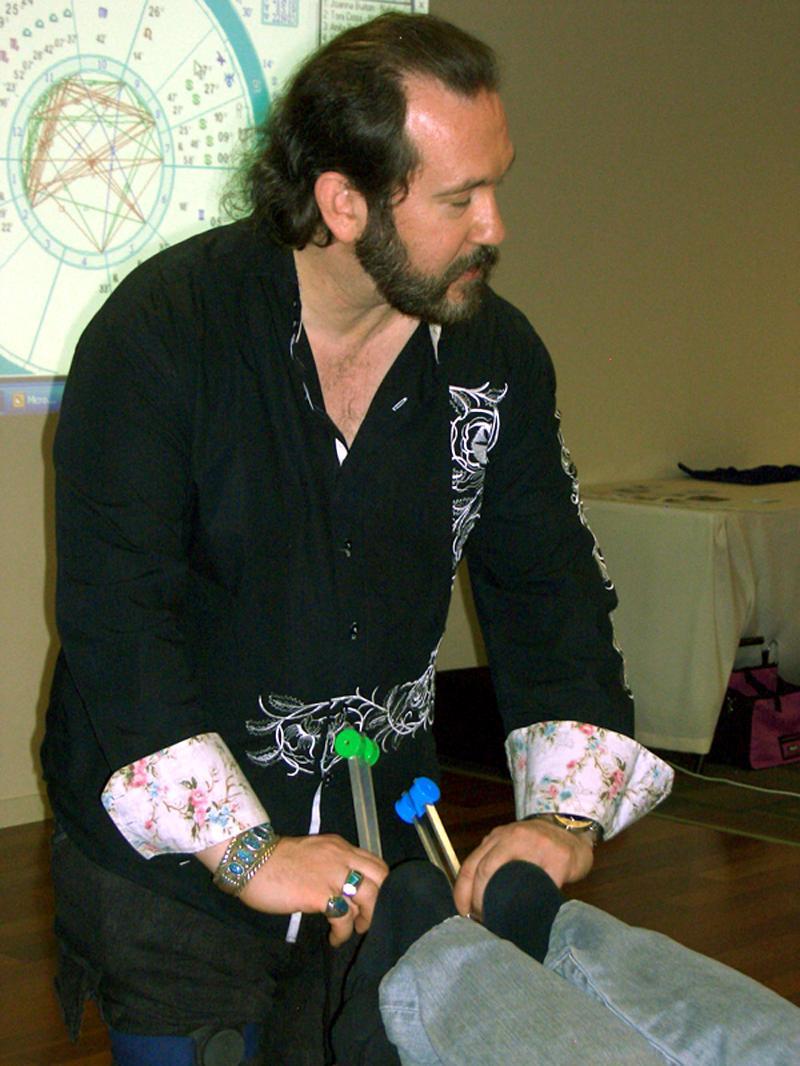 MichelAngelo teaching