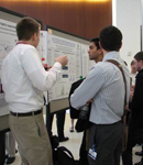 Students at Medical Student Research Day