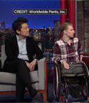 Dr. Andrew Lee on Letterman